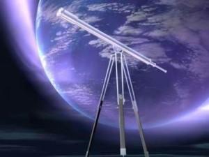 telescope earth